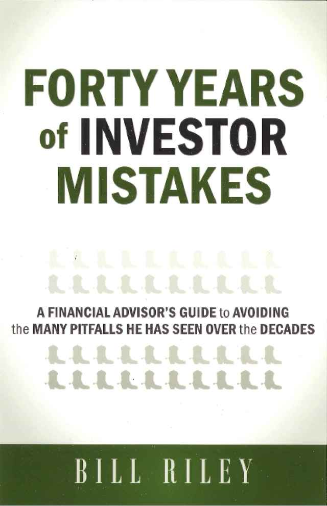 Forty Years of Investor Mistakes